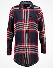 G-Star GStar TACOMA LONG CHECK 1 PKT BF SHIRT L/S Skjorta sartho blue/chili red check