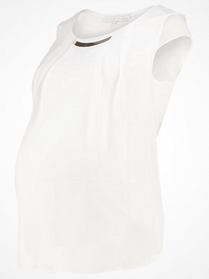 Anna Field MAMA Tshirt med tryck winter white