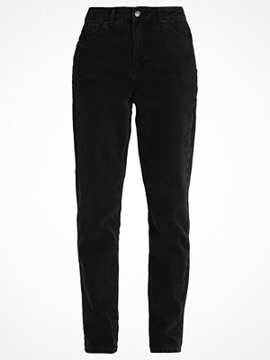 Topshop Jeans Tapered Fit washedblack