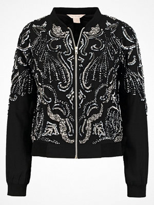 Miss Selfridge Bomberjacka black