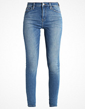 Topshop JAMIE NEW Jeans Skinny Fit bluegreen