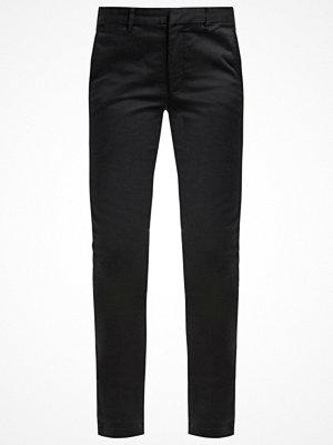 Polo Ralph Lauren svarta byxor BROOKE SKINNY PANT Chinos black