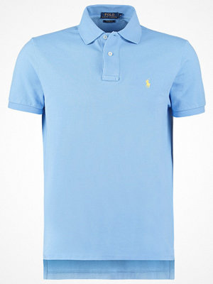 Pikétröjor - Polo Ralph Lauren CUSTOM FIT Piké chatman blue