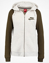 Street & luvtröjor - Nike Sportswear RALLY Sweatshirt birch heather/sail/dark loden