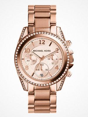 Michael Kors BLAIR Kronografklockor roségoldcoloured
