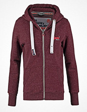 Street & luvtröjor - Superdry Sweatshirt wine snowy