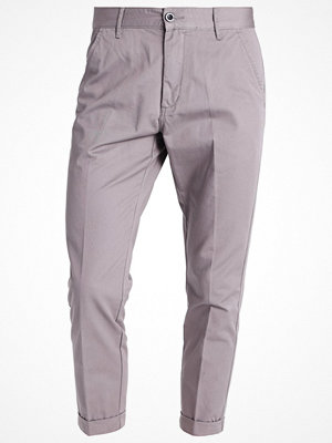 Dr.Denim DIGGLER Chinos steel grey