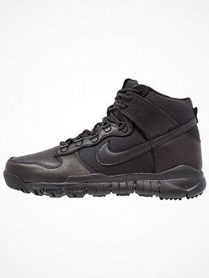 Nike Sb DUNK  Höga sneakers black/anthracite