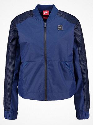Nike Sportswear COURT  Bomberjacka coastal blue/black