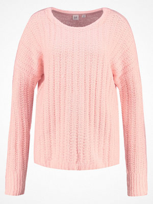 GAP Stickad tröja creamy coral