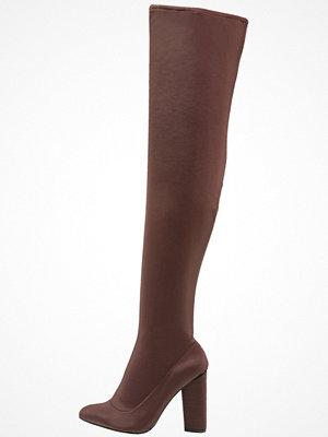 Missguided Klassiska stövlar brown