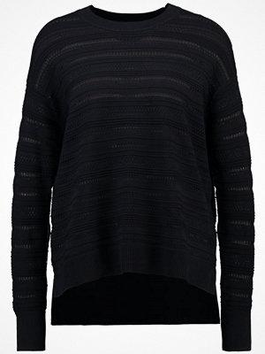 Topshop Stickad tröja navyblue