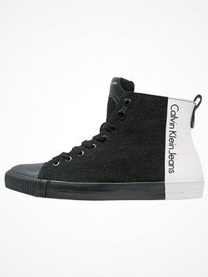 Calvin Klein Jeans ARNAUD Höga sneakers black/offwhite
