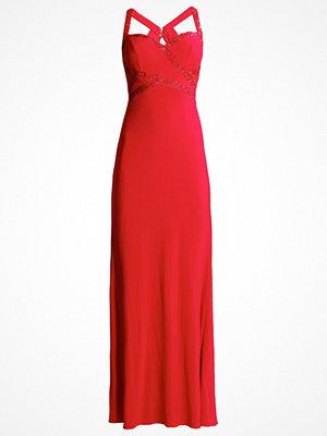 Mascara Jerseyklänning red