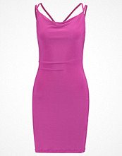Miss Selfridge Jerseyklänning purple