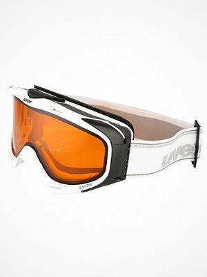 Uvex 300 LGL Skidglasögon white mat