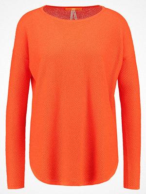 BOSS Orange ISMINA Stickad tröja orange