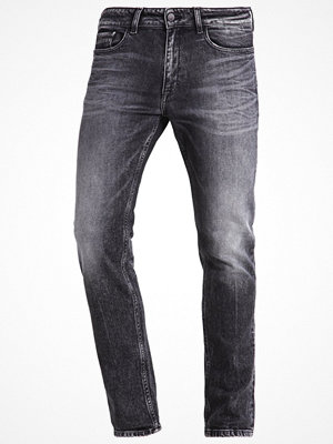 Jeans - Calvin Klein Jeans SLIM STRAIGHT Jeans slim fit black