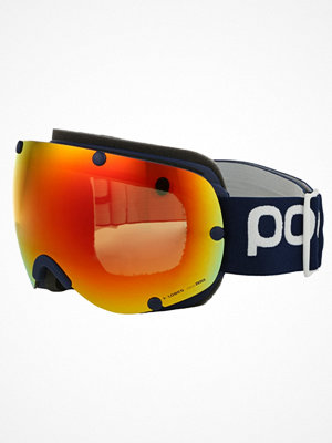 Skidglasögon - POC LOBES  Skidglasögon buttylene blue/persimmon red