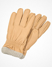 Handskar & vantar - Jack & Jones JJVBO Fingervantar oatmeal