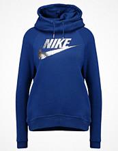 Nike Sportswear Luvtröja coastal blue/obsidian/metallic silver