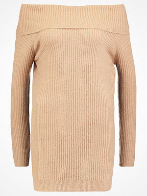Dorothy Perkins MALLARD  Stickad tröja light brown