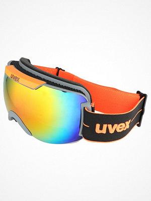 Skidglasögon - Uvex DOWNHILL 2000 FM Skidglasögon coal orange mat