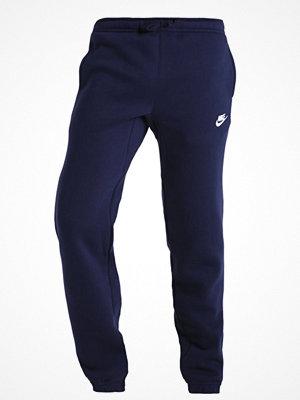 Nike Sportswear Träningsbyxor obsidian/white