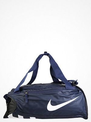 Sport & träningsväskor - Nike Performance NEW DUFFEL SMALL Sportväska dark blue