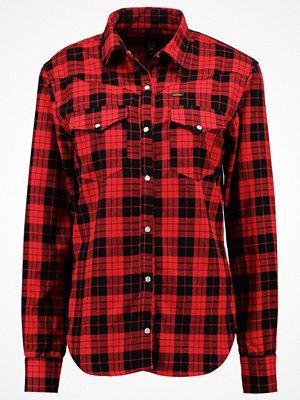 LOIS Jeans JACKIE Skjorta red/black