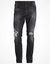 Jeans - Calvin Klein Jeans SKINNY TAPER  Jeans slim fit black