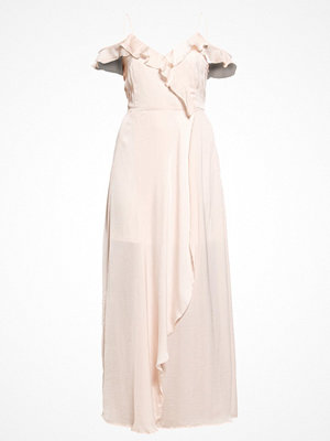 Vero Moda VMTESSA Festklänning silver peony