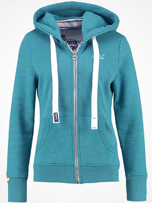 Street & luvtröjor - Superdry ORANGE LABEL Sweatshirt sea teal marl