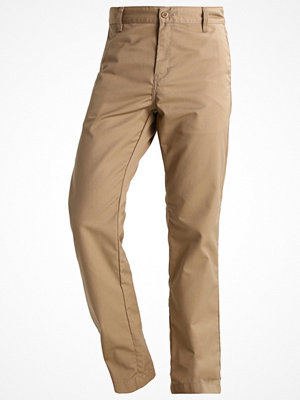 Byxor - Carhartt WIP STATION DUNMORE Chinos leather rinsed