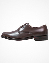 Polo Ralph Lauren MOLLINGTON Eleganta snörskor dark brown