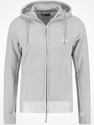 Nike Sb EVERETT Sweatshirt dark grey heather/white
