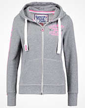 Street & luvtröjor - Superdry TRACK & FIELD Sweatshirt empire grey marl
