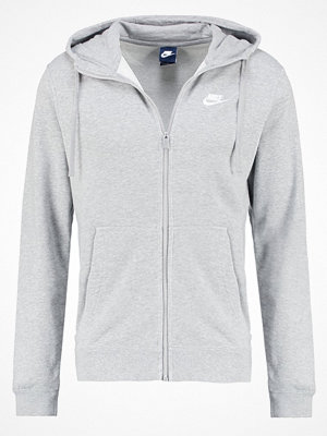 Nike Sportswear Sweatshirt dark grey heather/white