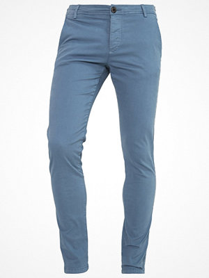 Byxor - Selected Homme SHHONELUCA  Chinos blue mirage