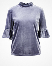 T-shirts - Pieces PCMARY Tshirt med tryck flint stone