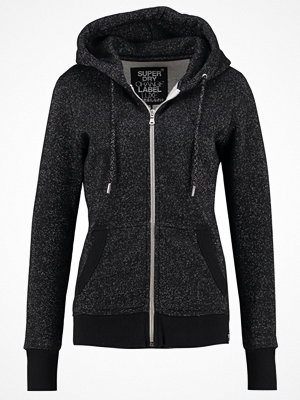 Superdry LUXE EDITION Sweatshirt black sparkle