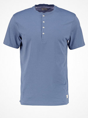 Selected Homme SHHNIKLAS  Tshirt bas blue mirage