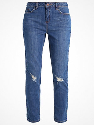 New Look STORM  Jeans straight leg mid blue