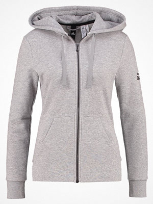 Street & luvtröjor - Adidas Performance Sweatshirt medium grey heather