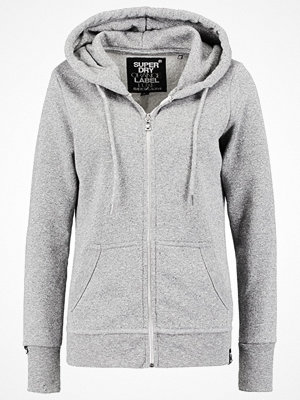 Street & luvtröjor - Superdry LUXE EDITION Sweatshirt grey slate