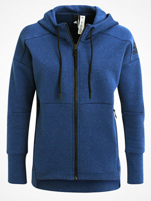 Street & luvtröjor - Adidas Performance STADIUM  Sweatshirt mystery blue
