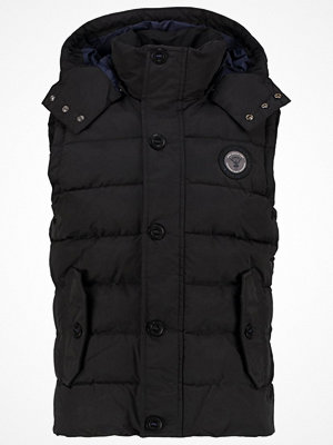 Västar - Superdry EVEREST  Väst black