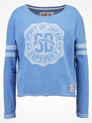 Superdry ROSETTA CREW Sweatshirt blue skies