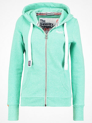 Street & luvtröjor - Superdry ORANGE LABEL Sweatshirt snowy hot mint