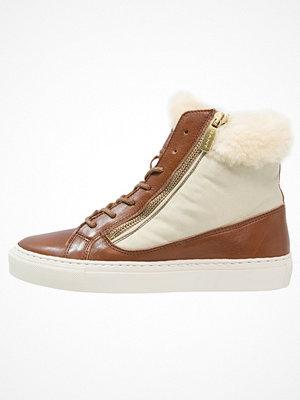Gant OLIVIA Höga sneakers tan